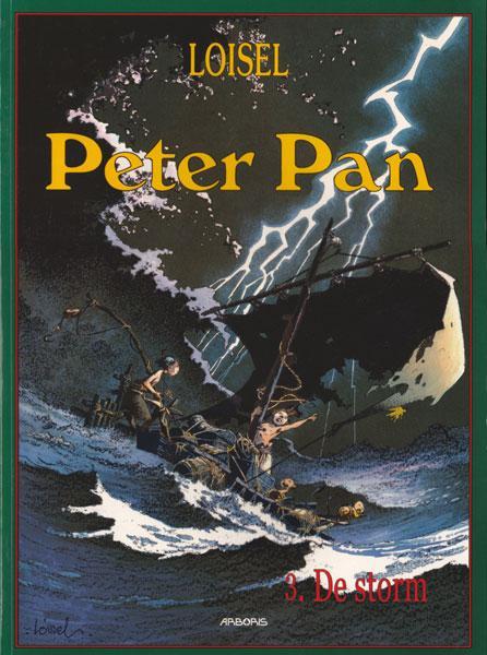 Peter Pan 3 De storm