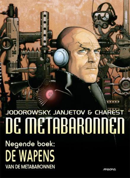 De metabaronnen 9 De wapens van de Metabaronnen