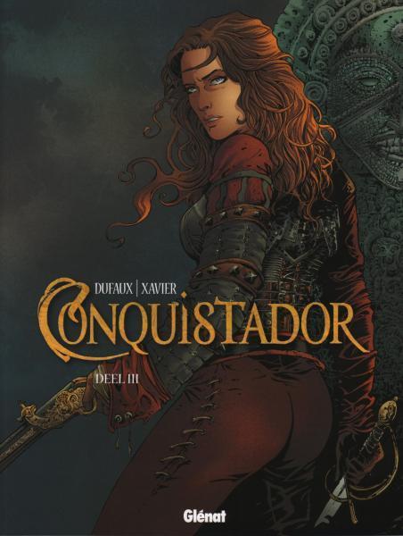 Conquistador (Xavier) 3 Deel 3