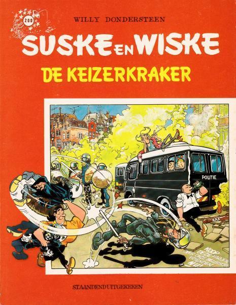 Suske en Wiske parodie 3 De keizerkraker