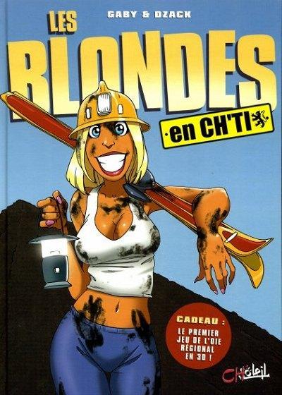 De blondjes S1 En ch'ti