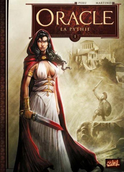 Orakel 1 La Pythie