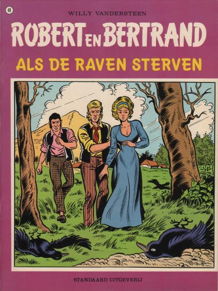 Robert en Bertrand 48 Als de raven sterven