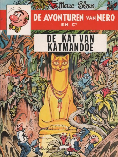 Nero 59 De kat van Katmandoe