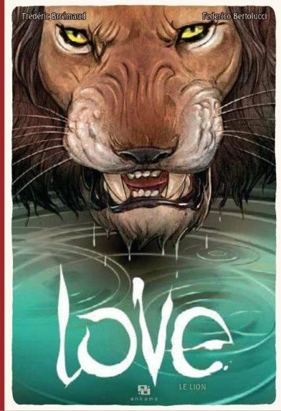 Love (Ankama) 3 Le lion