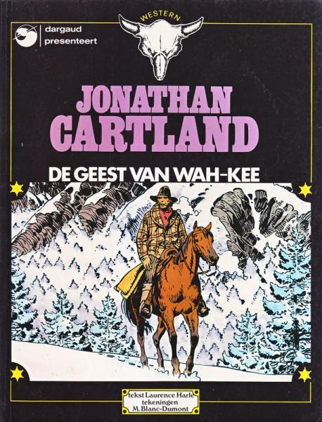 Jonathan Cartland 2 De geest van Wah-Kee