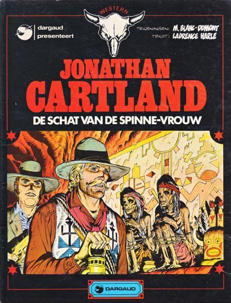 Jonathan Cartland 3 De schat van de spinne-vrouw