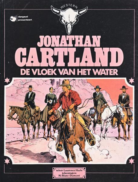 Jonathan Cartland 6 De vloek van het water