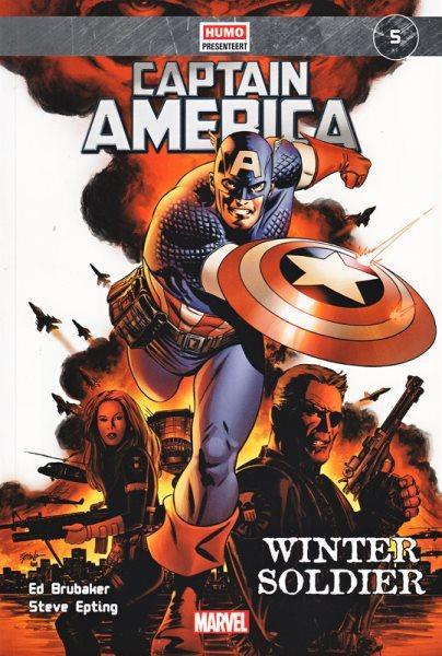 Afbeeldingsresultaat voor humo presenteert marvel captain america