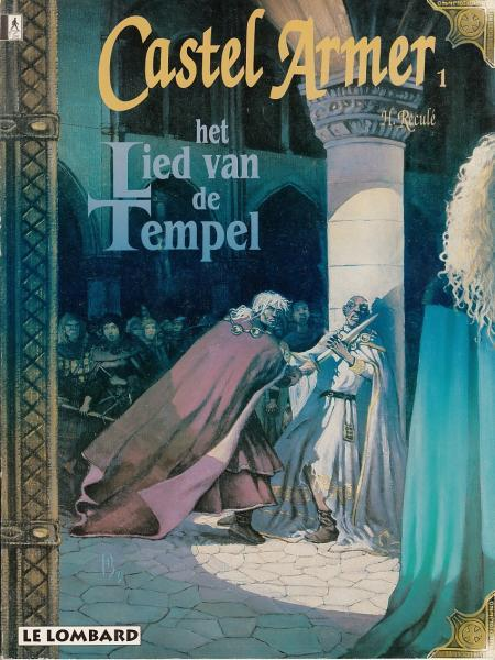 Castel Armer 1 Het lied van de tempel