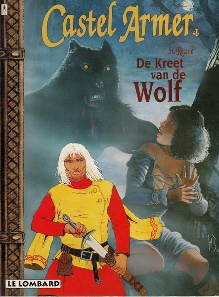 Castel Armer 4 De kreet van de wolf