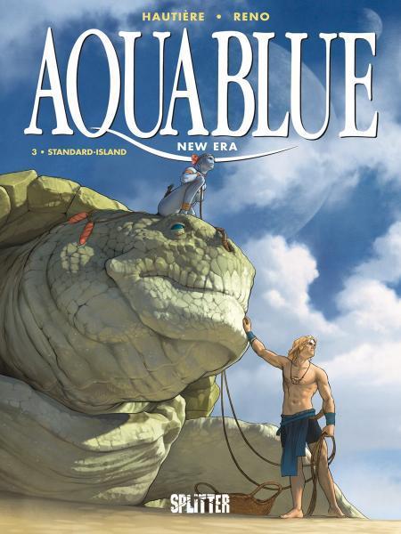 Aquablue - New Era 3 Standard-Island