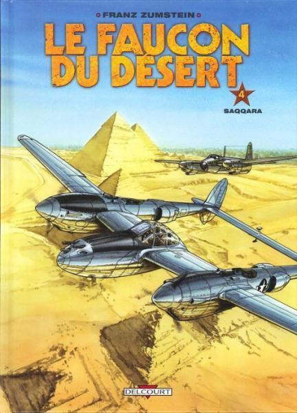 Woestijnvalk 4 Saqqara