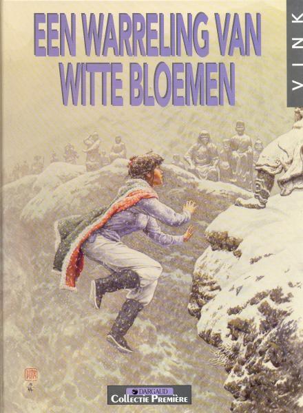 De dwaze monnik 7 Een warreling van witte bloemen