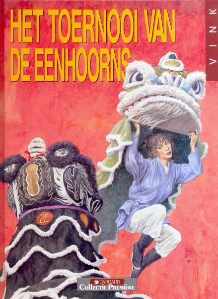 De dwaze monnik 9 Het toernooi van de eenhoorns