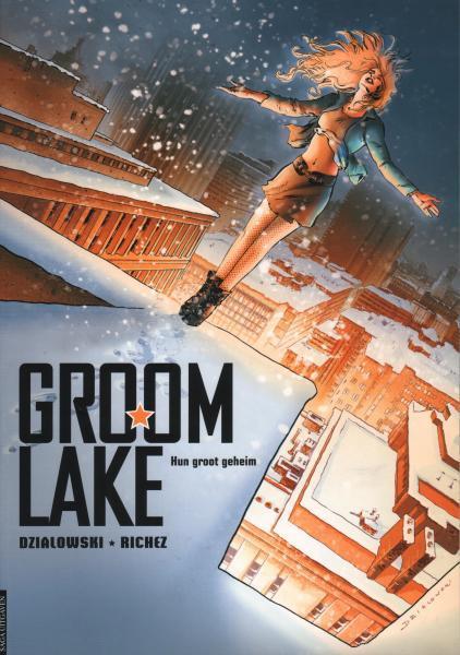 Groom Lake (Dzialowski) 2 Hun groot geheim