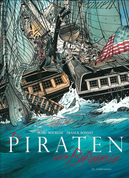 De piraten van Barataria 2 Cartagena