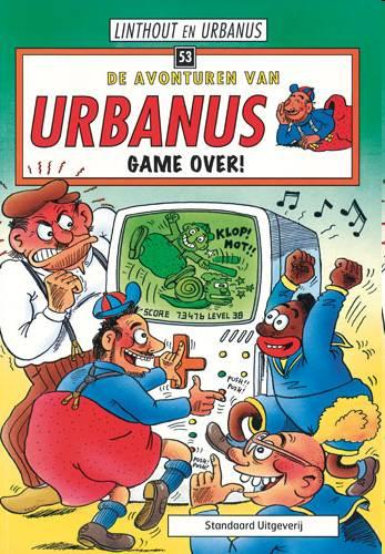 Urbanus 53 Game over!