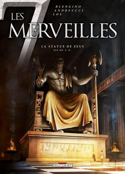 De 7 wonderen 1 La statue de Zeus