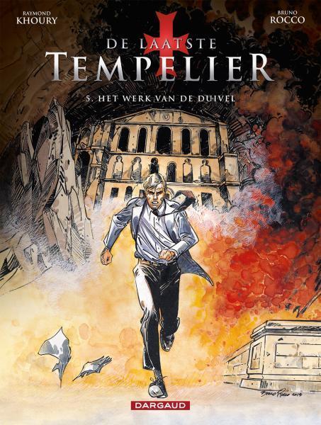 De laatste tempelier 5 Het werk van de duivel