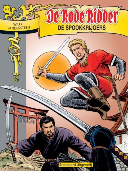 De Rode Ridder 242 De spookkrijgers