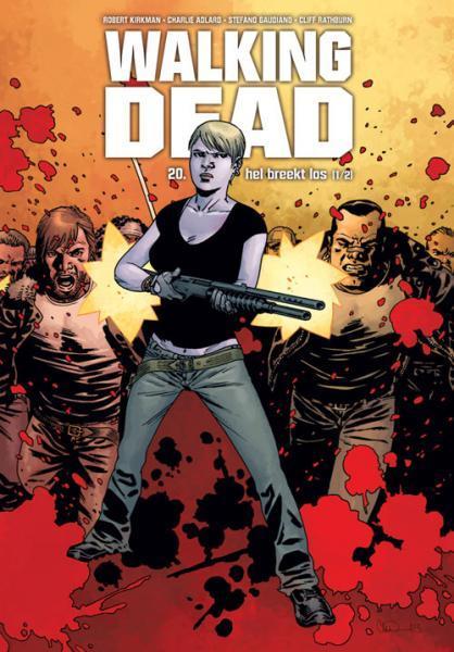 Walking Dead (Silvester) 20 Hel breekt los