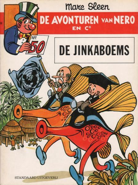 Nero 50 De Jinkaboems