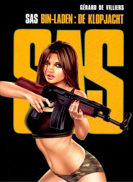 SAS 4 Bin-Laden: de klopjacht