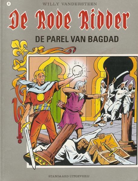De Rode Ridder 4 De parel van Bagdad