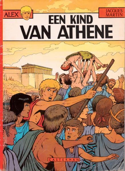 Alex 15 Een kind van Athene