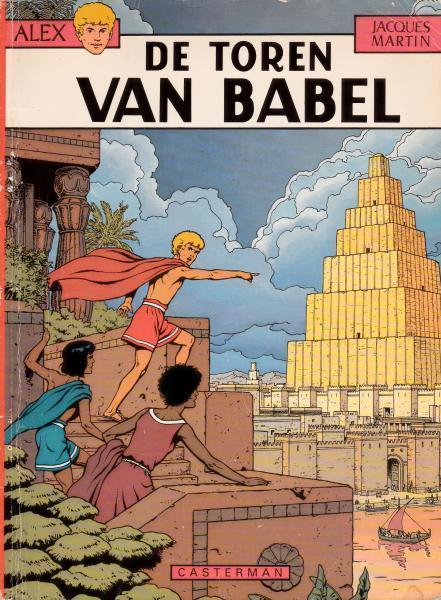 Alex 16 De toren van Babel