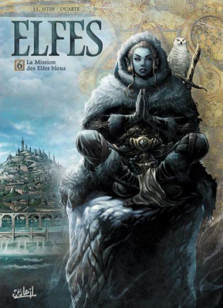 Elfen 6 La mission des elfes bleus