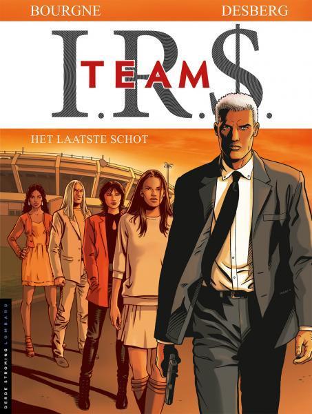 I.R.$. Team 4 Het laatste schot