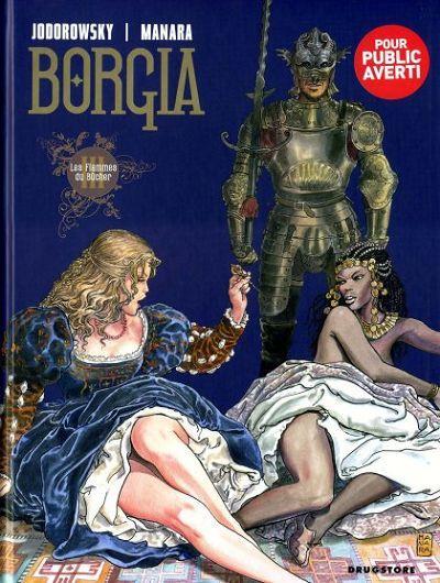 Borgia 3 Les flammes du bücher