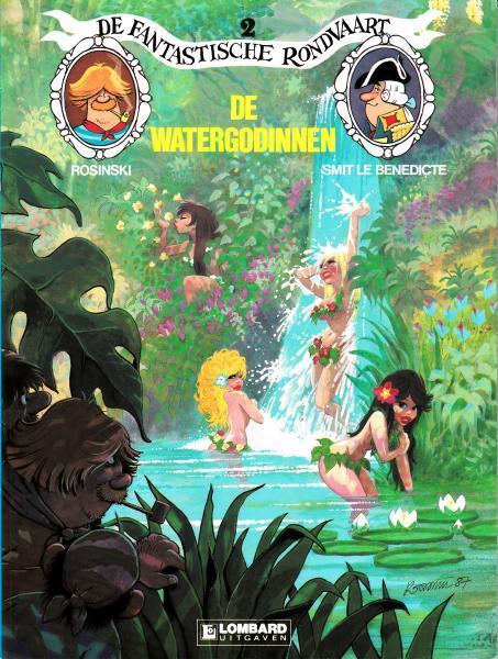 De fantastische rondvaart 2 De watergodinnen