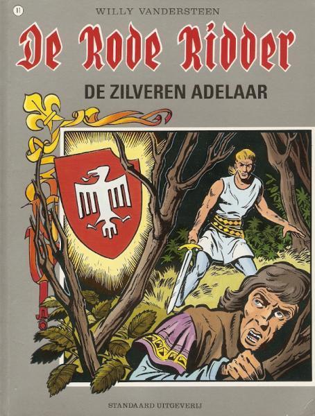De Rode Ridder 11 De zilveren adelaar