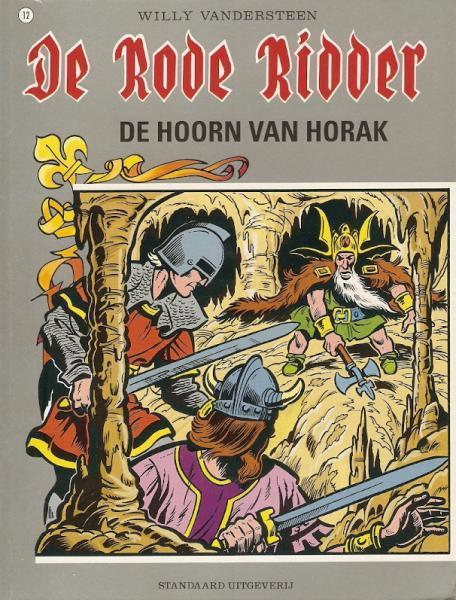 De Rode Ridder 12  De hoorn van Horak