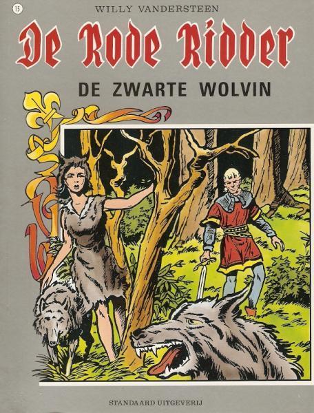 De Rode Ridder 15 De zwarte wolvin