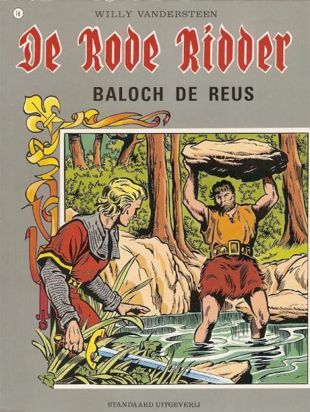 De Rode Ridder 16 Baloch de reus