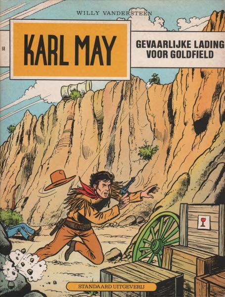 Karl May 68 Gevaarlijke lading voor Goldfield
