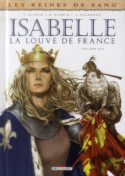 Isabelle (Calderón) 2 Isabelle, la louve de France - 2