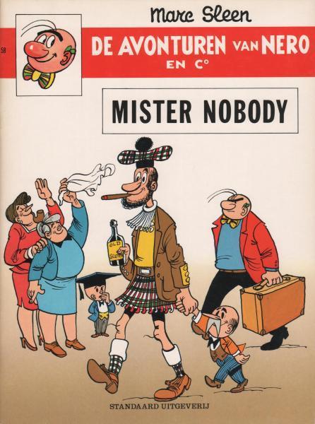 Nero 58 Mister Nobody
