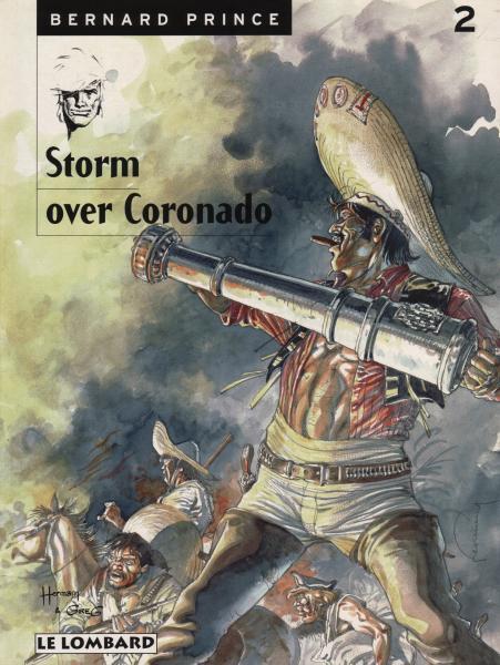 Bernard Prince 2 Storm over Coronado