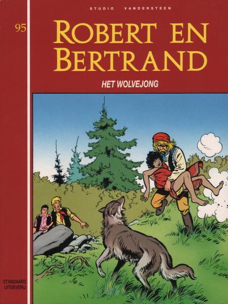 Robert en Bertrand 95 Het wolvejong