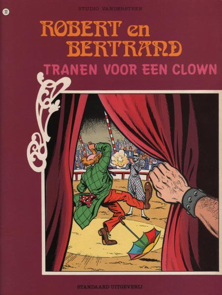 Robert en Bertrand 77 Tranen voor een clown