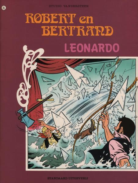 Robert en Bertrand 76 Leonardo