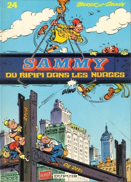 Sammy 24 Du rififi dans les nuages