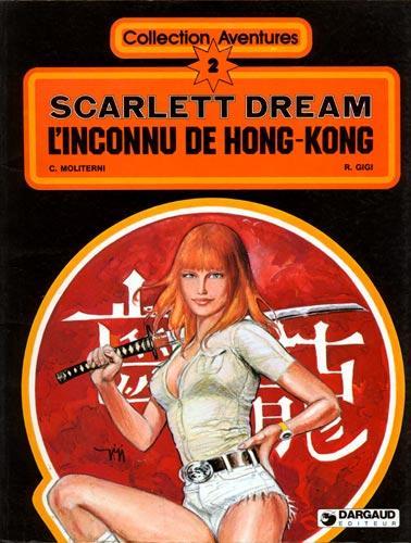 Scarlett Dream 3 L'inconnu de Hong-Kong