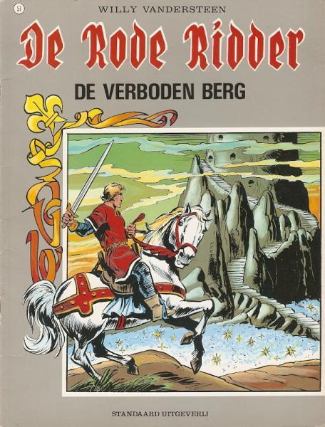De Rode Ridder 57 De verboden berg