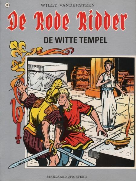 De Rode Ridder 18 De witte tempel